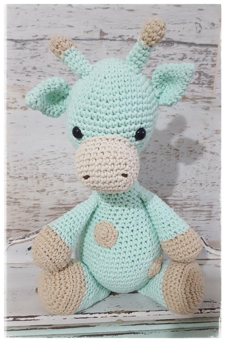 Jirafa Amigurumi Crochet em 2020 | Almofadas de croche, Bichinhos de  croche, Arca de noé | 1200x790