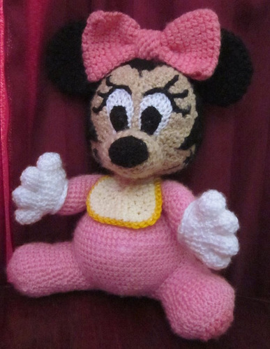 amigurumis minnie