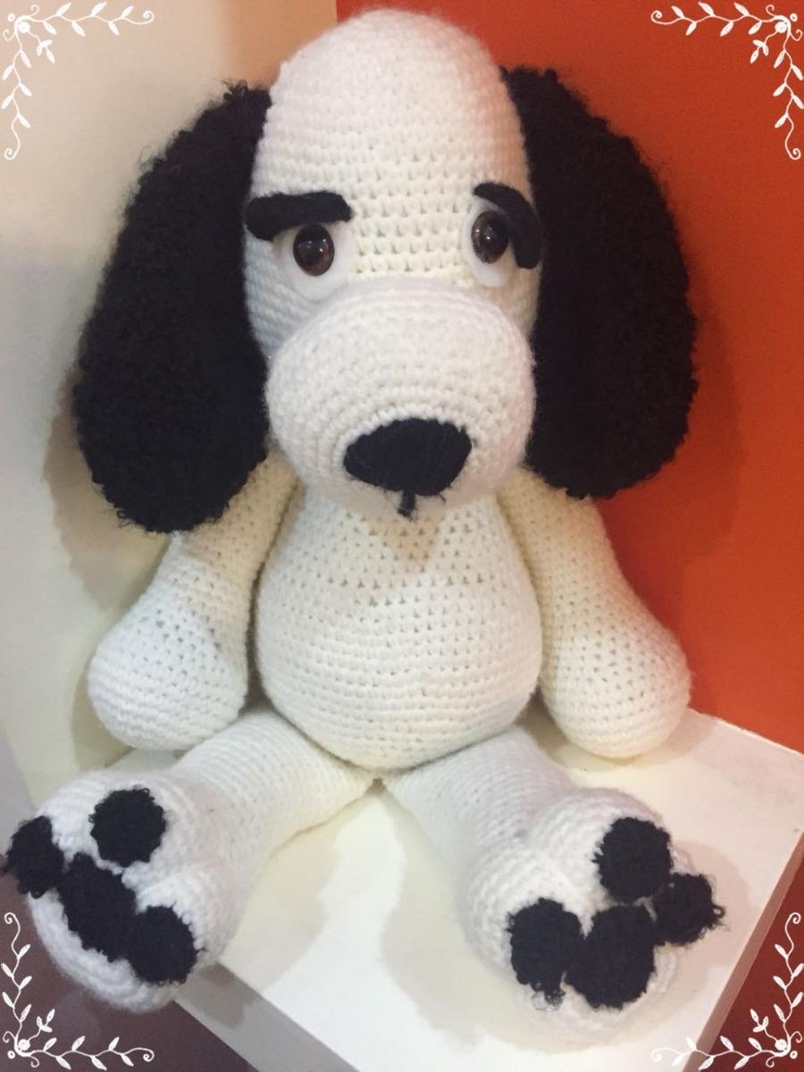 Amigurumis Perro Crochet La Casita De Los Amigurumis - $ 1.100,00 en ...
