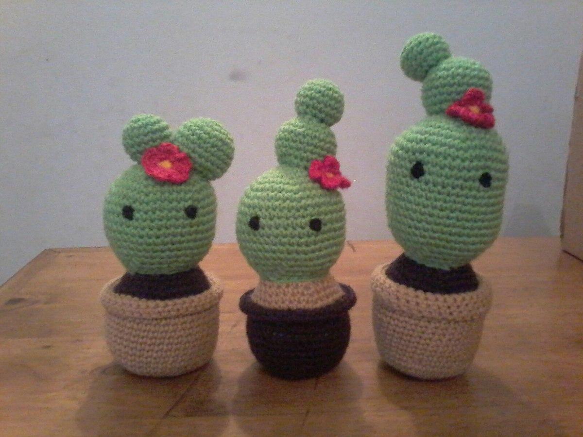 Llaveros Tejidos De Cupcakes O Cactus | Llaveros tejidos a crochet ... | 900x1200