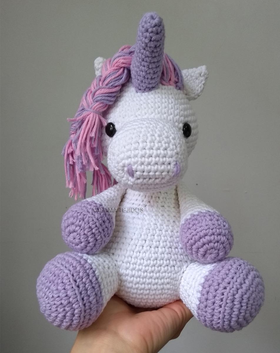 Teje unicornio en crochet amigurumis by petus 1a. parte (English ... | 1200x952