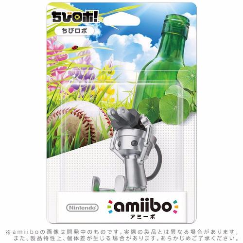 amiibo chibi-robo - nintendo switch  - xuruguay