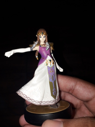 amiibo de la princesa zelda