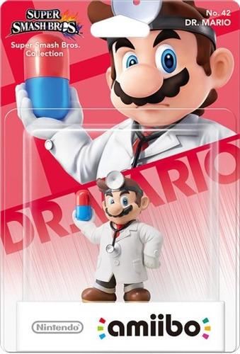 amiibo dr. mario