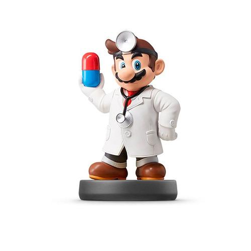 amiibo dr. mario super smash bros - wii u e new nintendo 3ds