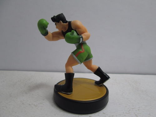 amiibo little mac smash bros. - gamers code