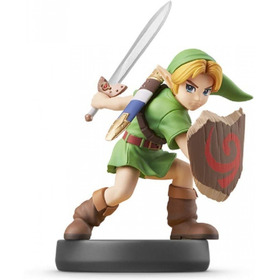 Amiibo Young Link  Zelda Ocarina Of Time Switch Promoção