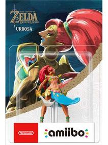 Amiibo Zelda (botw) Champions / Campeones Urbosa