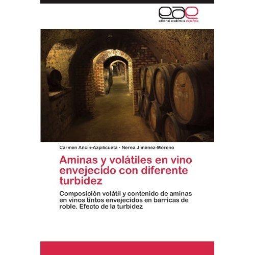 aminas y vol tiles en vino envejecido con difer envío gratis