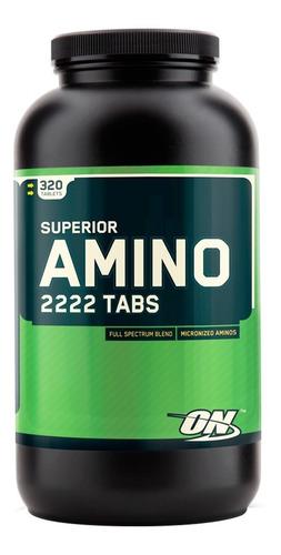 amino 2222 - 320 tabs