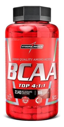 amino bcaa top 4:1:1 (240caps) integralmedica