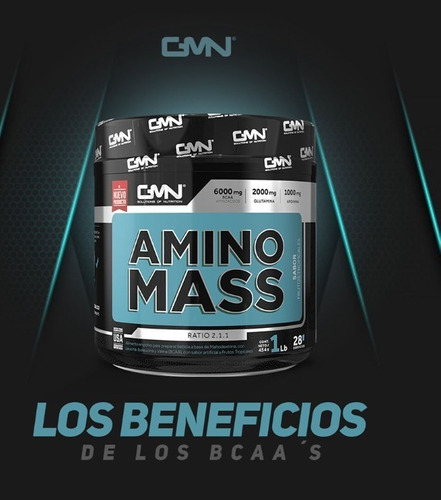 amino mass 1 lb