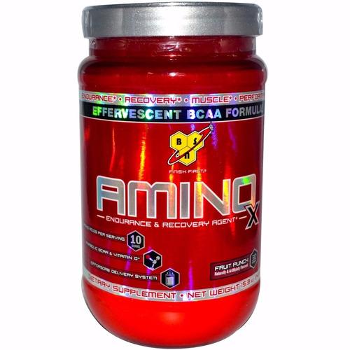 amino x 30 servicios bsn aminoacidos bcaa