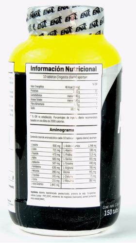 aminoacido amino 4500 ena 150 tab - envios a todo el pais