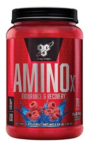aminoacidos bsn amino x (70 servicios) todos los sabores!