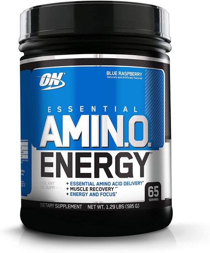 aminoacidos on amino energy 65 servicios (varios sabores)