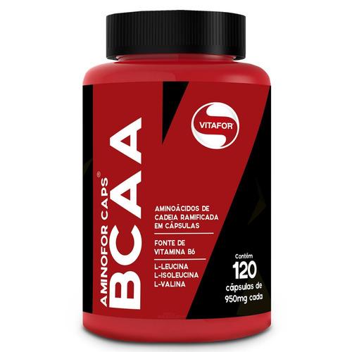 aminofor (120 cápsulas) vitafor