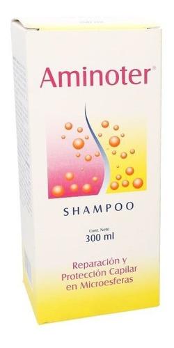 aminoter 1 botella shampoo 300ml
