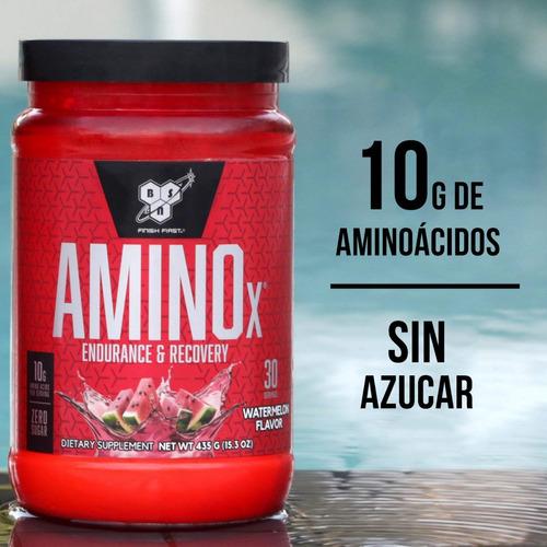 aminox bsn 70 serv 1.01kg fruit punch aminoacidos
