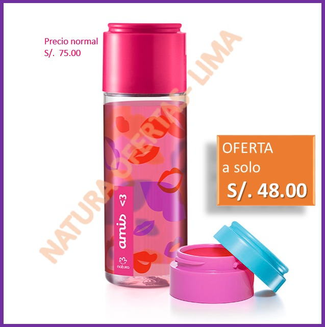Amis colecci n amis 3 natura 60ml brillo labial for Natura coleccion