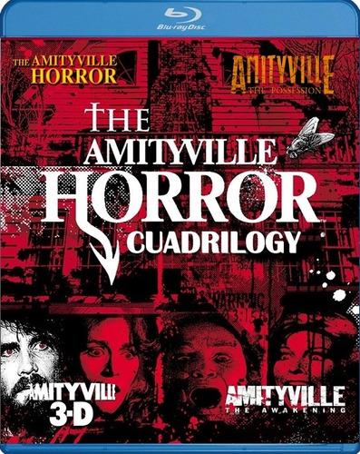 amityville bluray coleccion