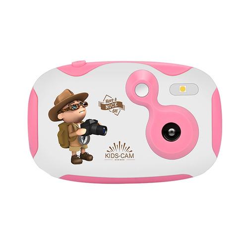 amkov mini crianças câmera de vídeo digital embutida bateria