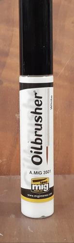 ammo 3501 oilbrusher white