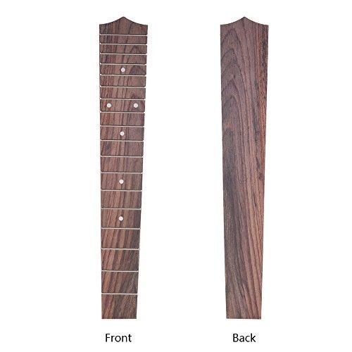 ammoon 26 inch tenor ukulele hawaiian guitar rosewood wood f