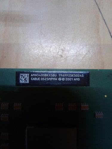 amn3400bkxsbu - 2.2ghz mobile amd athlon 64 cpu 3400