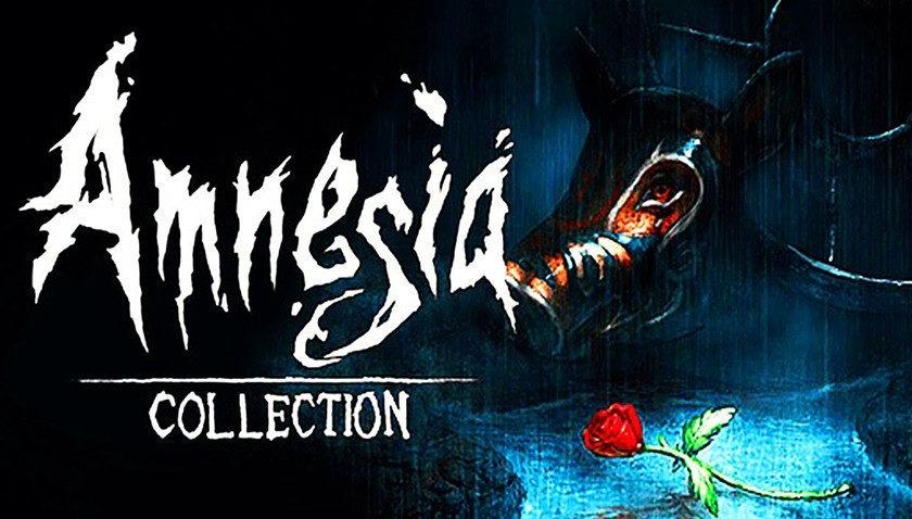 Amnesia Collection Ps4 Espanol Sec 3 Juegos Terror 300 00 En