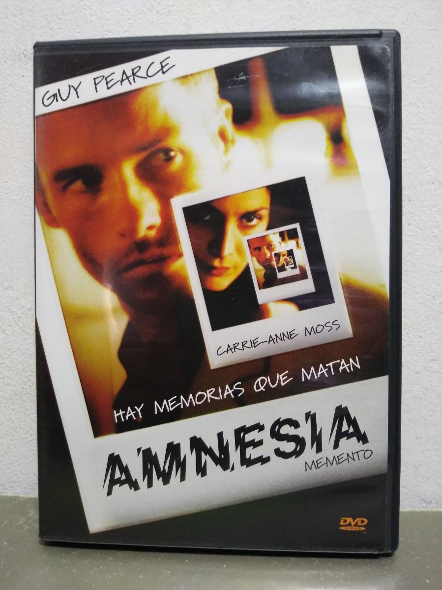 memento amnesia