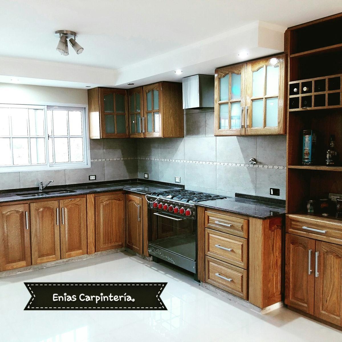 Amoblamiento De Cocina Completo Por Metro Lineal 6 500 00 En  ~ Muebles De Cocina Precios Por Metro Lineal