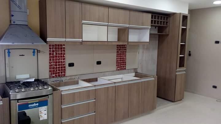 Amoblamiento De Cocina !!! Diseños L.m - $ 27.500,00 en Mercado Libre
