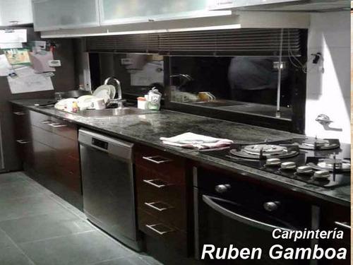 amoblamientos cocinas y ba os carpinter a montevideo On articulos de cocina montevideo