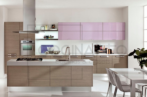 Amoblamientos de cocina bajos alacenas a medida premium for Amoblamientos as
