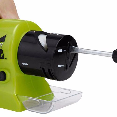 amolador  facas tesouras  elétrico a pilha mais barato do ml