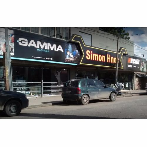 amoladora 7 180mm 2000w gamma g1913ar simon hnos