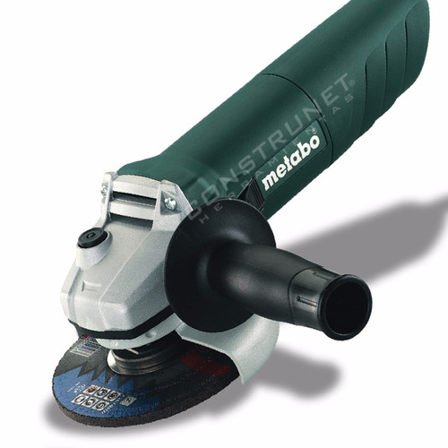 amoladora angular 115 mm 720 w 11000 rpm metabo industrial