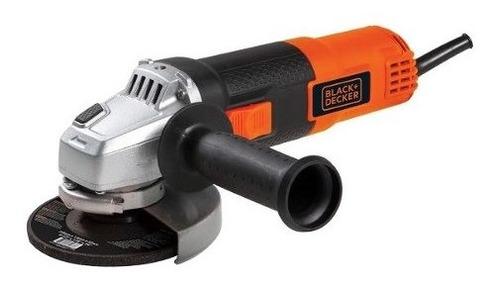 amoladora angular 115mm 820w black decker g720n
