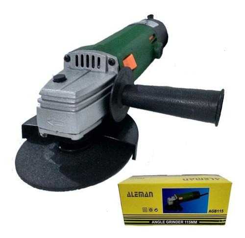 amoladora angular 500w aleman esmeril cortadora rectificador