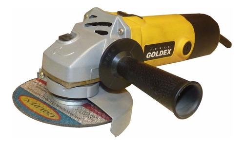 amoladora angular 9  - 230mm,1 año de garantía,2000w goldex