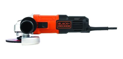 amoladora angular black decker 650w 4 discos bolso g650k5