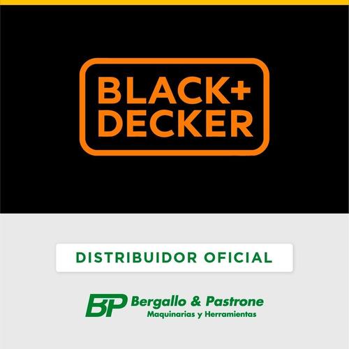 amoladora angular black decker 820w g720
