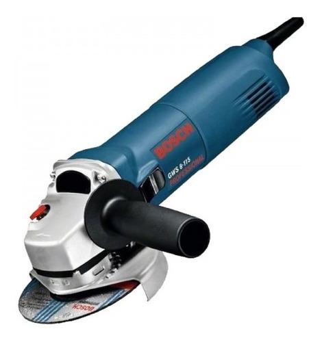 amoladora angular bosch gws 8-115 115mm 850w profesional