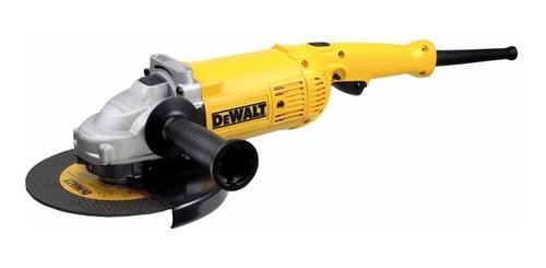 amoladora angular dewalt 230mm. 9 pulgadas 2000w dwe490