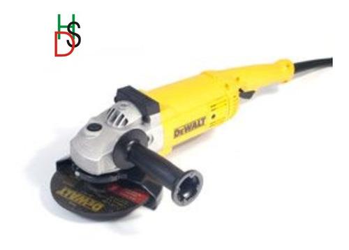 amoladora angular dewalt d28476 2700w  - 180mm  profesional
