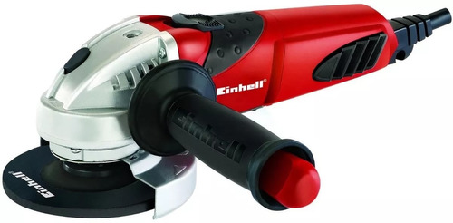amoladora angular einhell 600w disco 4,5 115mm rt-ag 115