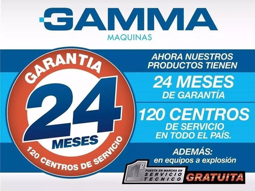 amoladora angular gamma 230mm 9 pulgadas 2200w linea 2018