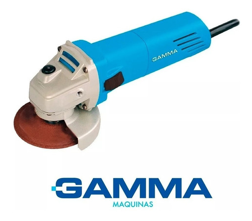 amoladora angular gamma g1910ar 115mm 750 watts selectogar