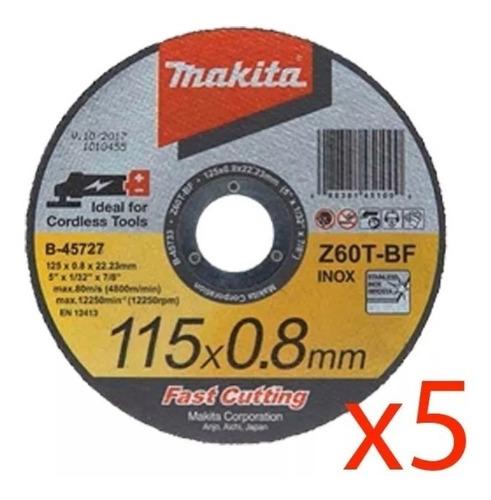 amoladora angular makita 115mm mga90b 5 discos makita